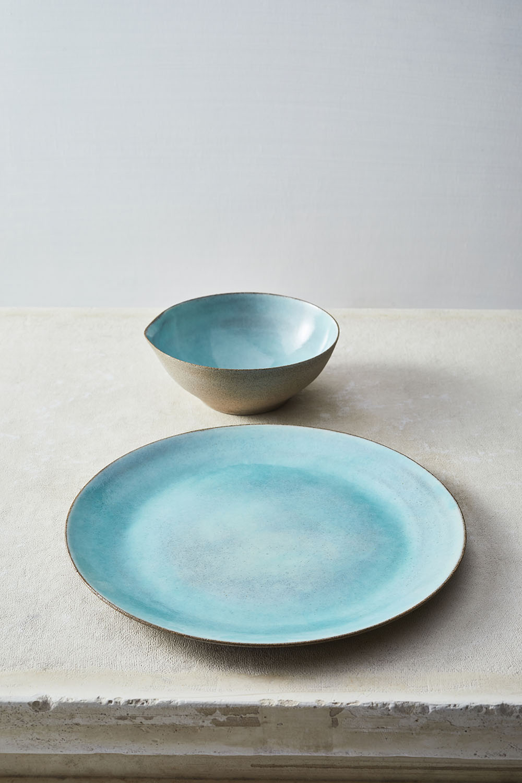 Celadon light blue